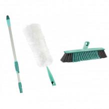 Slaucīšanas un putekļu tīrīšanas komplekts 1045553 LEIFHEIT