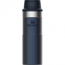 Termos Classic One Hand Vacuum Mug 2.0 / 0.47L sinine 2806439033 Stanley