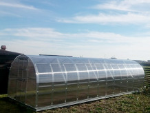 Kasvuhoone KLASIKA 24 - 3 x 8m - 4mm polükarbonaat KLASIKA KASVUHOONE