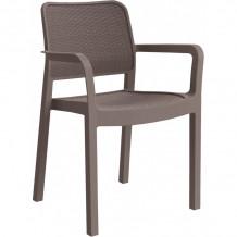 Dārza krēsls Samanna bēšs, 29199558587. KETER