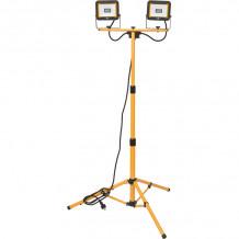 Prožektors LED ar statīvu JARO 220V IP65 2x20W 3740lm 1171250434&BRE Brennenstuhl
