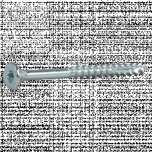 Koka skrūve ESSDRIVE 4,0X20 Zn-200 gab. 136111 ESSVE