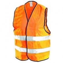Helkurvest, oranž, suurus XL