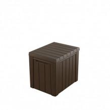 Hoiukast Urban Storage Box 113 L brown, 29208013590, KETER