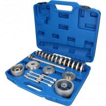 Rattalaagrite eemaldamise komplekt 50-83,4mm, Brilliant Tools