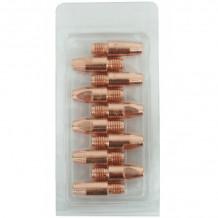 Düüs MIG / MAG keevitushoidjatele, 1,2 mm MB-401 (10 tk.) VERKE