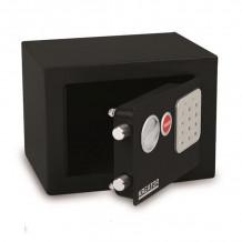 Elektrooniline seif võtmega 170x230x170mm Kreator