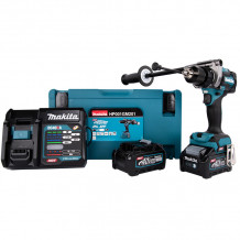 Akumulatora triecienurbjmašīna/skrūvgriezis 40V HP001GM201 XGT MAKITA