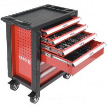 Tööriistade kapp, 6 sahtlit (177 tk) YT-55300 YATO