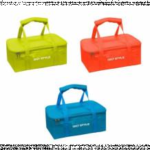 Termokott Fiesta Jumbo, oranž / helesinine / roheline, 1130874, GIO`STYLE