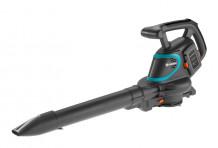 Akumulatora lapu pūtējs 40V (bez akumulatora un lādētāja) PowerJet Li-40 9338-55 9WHJEU03 GARDENA