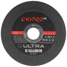 Lõikeketas Ø125x1,6x22,23mm Ultra DNIPRO-M