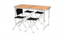 Laua ja toolide komplekt Belfort Picnic