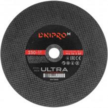 Lõikeketas Ø230x2,0x22,23mm Ultra DNIPRO-M