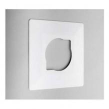 Dekoratīvais rāmītis blokam balts 140x140x3mm BYLECTRICA