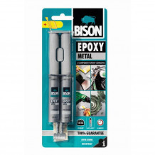 Līme Epoxy Metal 24ml 1585925 BISON