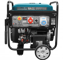 Benzīna ģenerators divi cilindri 15 kW KS 15-1E 1/3 ATSR KONNER & SOHNEN