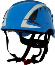 Kaitsekiiver SecureFit, ventilatsiooniga, peegeldav, sinine X X5003V-CE, 3M