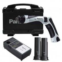 Akumulatoru skrūvgrieznis 3.6V (2x1.5Ah akumulatori, lādētājs un kaste) EY7410LA PAEY7410LA2S32 PANASONIC
