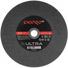 Lõikeketas Ø230x1,6x22,23mm Ultra DNIPRO-M
