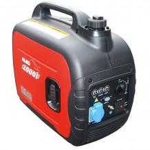 Ģenerators 2000 i 1.6kW invertors 130933 AL-KO