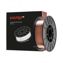 Metināšanas stieple ER70S-6 0.8mm, 5kg 81204003 DNIPRO-M