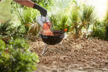 Weber® Chimney starter, grillsöe ja kookosbrikettide süütaja