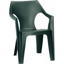 Dārza krēsls Dante Low Back tumši zaļa 29187058717 KETER