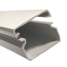 Kabeļu kanāls balts 16x16mm, 2m BYLECTRICA
