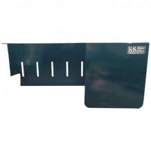 Metāla aizsargrežģis baļķu sadalītājam KS 7T-PC KONNER & SOHNEN