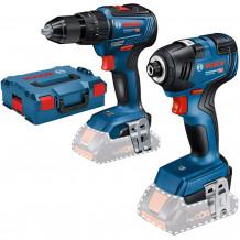 Tööriistakomplekt GDR 18V-200 GSB 18V-55 LB, SOLO 06019J2103 Bosch