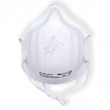 Respiraator FFP 1, tolmuvastane ilma klapita CE (1tk)