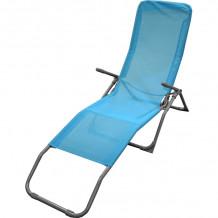 Guļamkrēsls 190x57x94cm zils