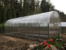 Kasvuhoone KLASIKA 18 - 3 x 6m - 4mm polükarbonaat KLASIKA KASVUHOONE