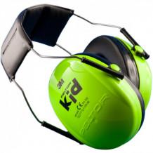 Laste kõrvaklapid Peltor PKIDG neoonroheline UU008342725 3M