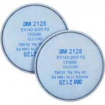 Filter tahketele osakestele f2128 P2 R 6000/7500 3M