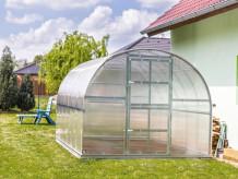 Kasvuhoone KLASIKA 12 - 3 x 4m - 4mm polükarbonaat KLASIKA KASVUHOONE
