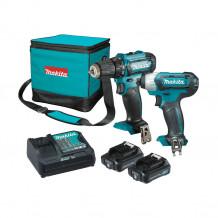 Tööriistakomplekt 12V (DF333D + TD110D) CLX224A MAKITA
