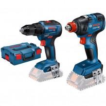 Tööriistakomplekt GDX 18V-200 GSR 18V-55 LB, SOLO 06019J2201 Bosch