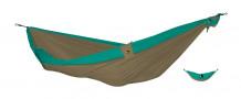 Šūpuļtīkls King Size Hammock, Green/Brown