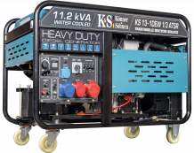 Dīzeļa ģenerators KS 13-1DEW 1/3 ATSR 8000 W KONNER & SOHNEN