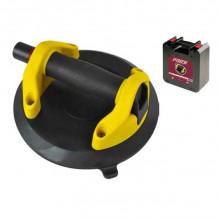 Присоска с вакуумным насосом для плоских поверхностей, диаметр 20 см, макс. 100 кг PI30131 Piher