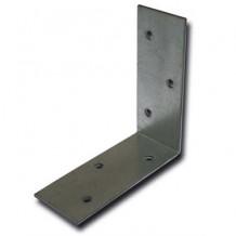 Stūra leņķis 40x40x15mm, cinkots, biezums 1.5mm