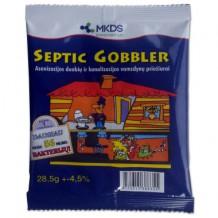 Septic Gobbler bioenzīmi saus. tualetēm un nosēdumbed. 28.5g
