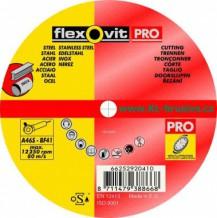 Lõikeketas metallile Ø 150x1,6 mm inox FlexOvit