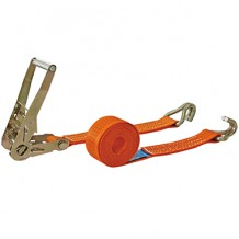 Koormarihm 2-osaline klambriga 25mm x 4m 0,75-1,5T
