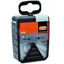 Otsikud TORX T25 25mm (30tk.) Bahco