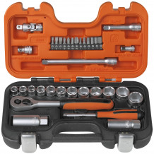 """Tööriistakomplekt 3/8"""" (34 tk.) S330 BAHCO"""