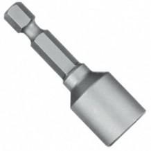 "Otsik magnetiga HEX, 10,0x45mm, 1/4"", WITTE"
