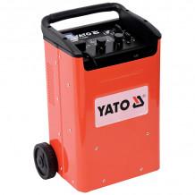 Auto lādētājs ar starteri, 38A, 20-800Ah, YATO